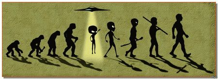 Недавно рассуждал теории палеокантакта, сегодня я решил продолжить тему Теория палеоконтакта