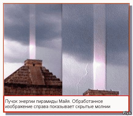 Они хранят загадки и тайны, новая загадка столбы света в небо из вершин пирамид