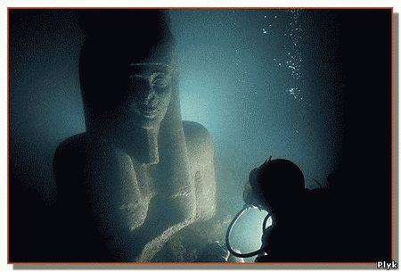 Пирамиды Йонагуни артефакт археологии найденный под водой