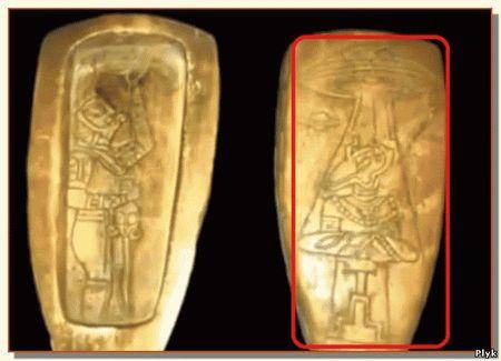 Паленоконтакт одна из загадок древности
