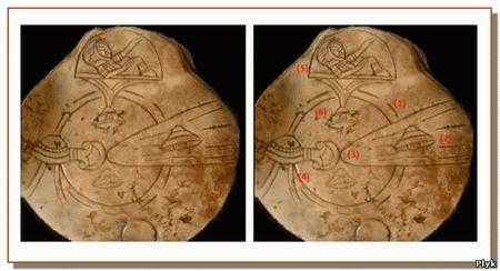 многие артефакты древности указывает на то, что в прошломпалеоконтакты были обычным делом