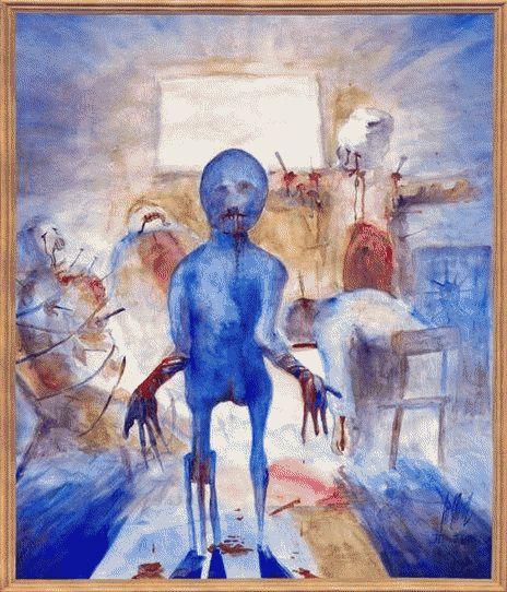 Рисунки людей с психическими отклонениями