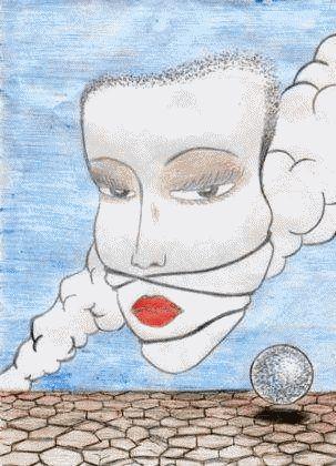 Рисунки людей с психическими отклонениями4