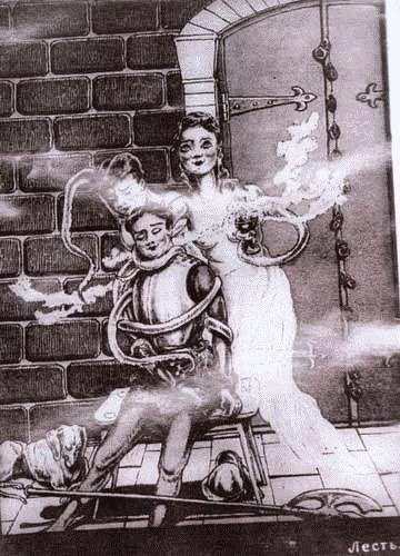 Рисунки людей с психическими отклонениями74