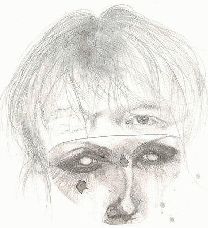 Рисунки людей с психическими отклонениями9