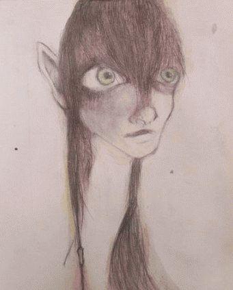 Рисунки людей с психическими отклонениями90