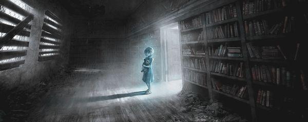 Призраки, привидения и паранормальные явления из жизни
