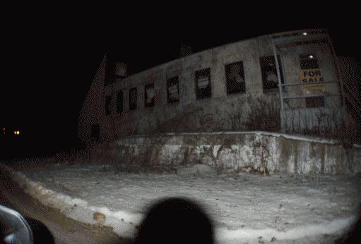 Дадлитаун проклятый город