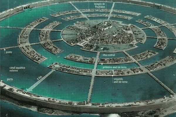 атлантида история исчезнувшей цивилизации