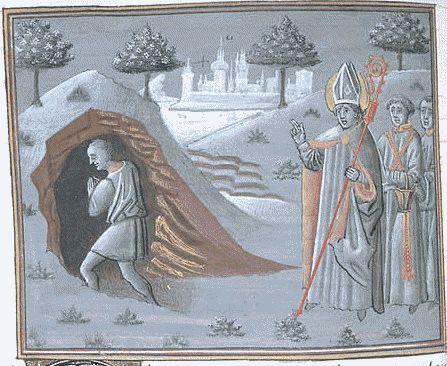 чистилище святого патрика