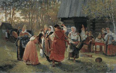 Народные поверья