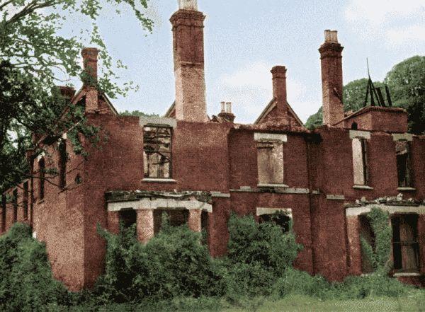 Дом приходского священника Борли 2