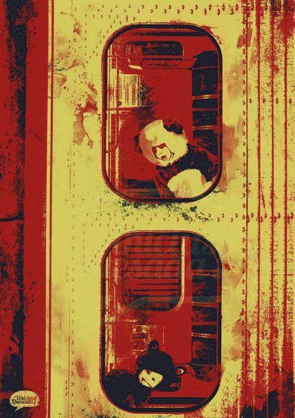 картины кровью 2