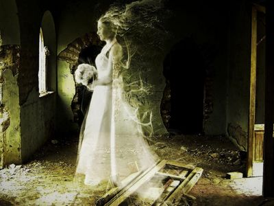 Призрак старого дома