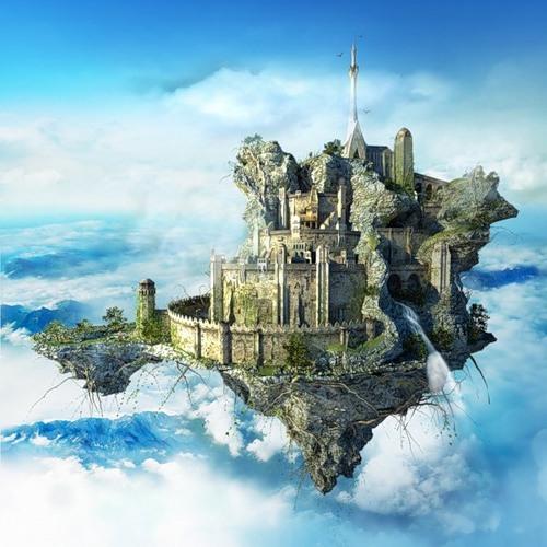 небесные города