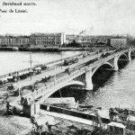 Мистические места Литейный мост